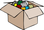 Box of stuff