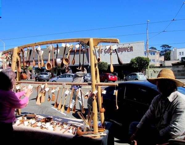 handmade wooden things