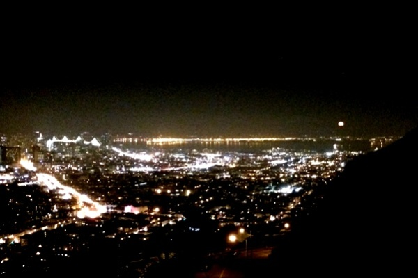 moonrise jan 17 2014