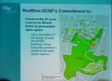 sutro forest commitment