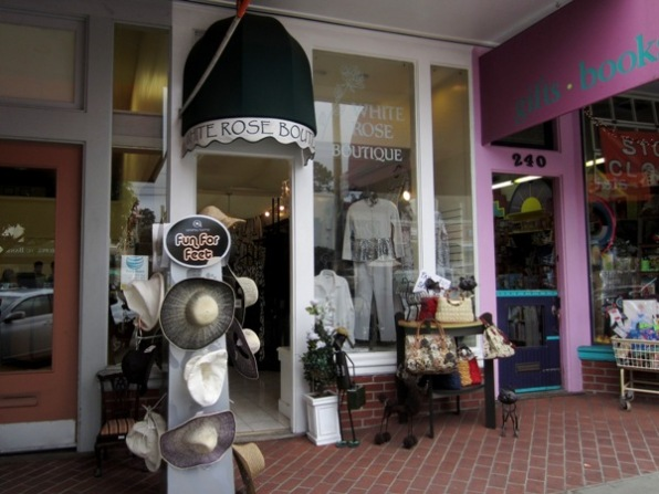 5 white rose boutique