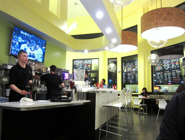 new squat and gobble restaurant west portal san francisco