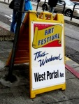 west portal art festival