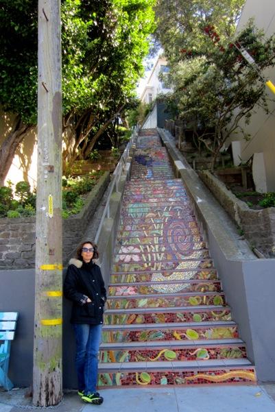 hidden garden steps 1