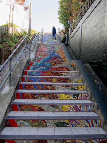 hidden garden steps 3