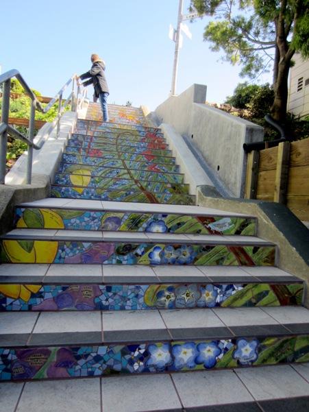 hidden garden steps 5