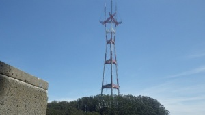 Sutro Tower from Glenhaven