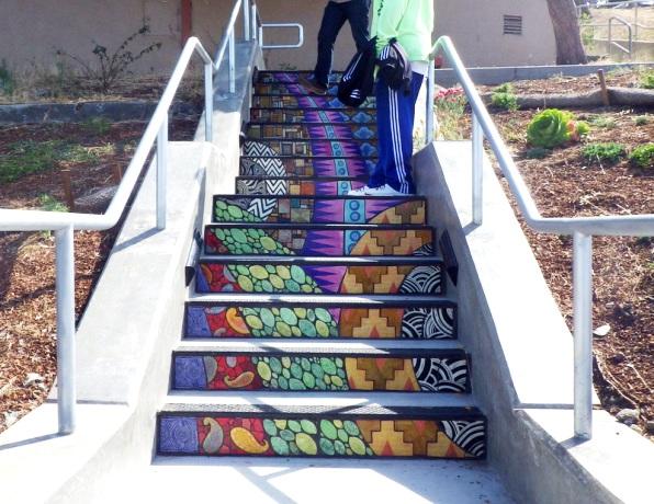 408210_orig - 14 San Franciscos 3rd tiled stairway