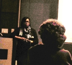 Dr Renee Navarro presentation
