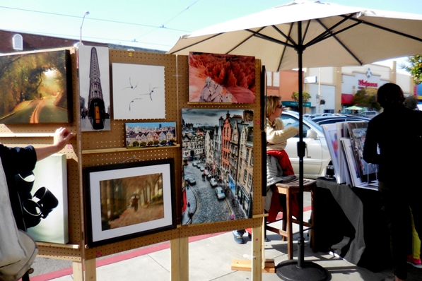 Art prints of san Francisco and more