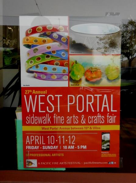 west portal fair poster 2015