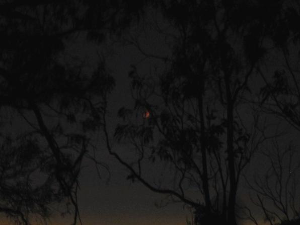supermoon eclipse 7.51 pm