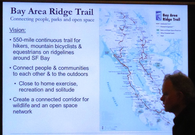 Bay Area Ridge Trail vision