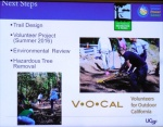 next steps for SFRPD trail projects