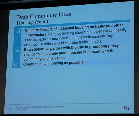 UCSF's New Plans for Aldea (Above Forest Knolls)   FOREST KNOLLS