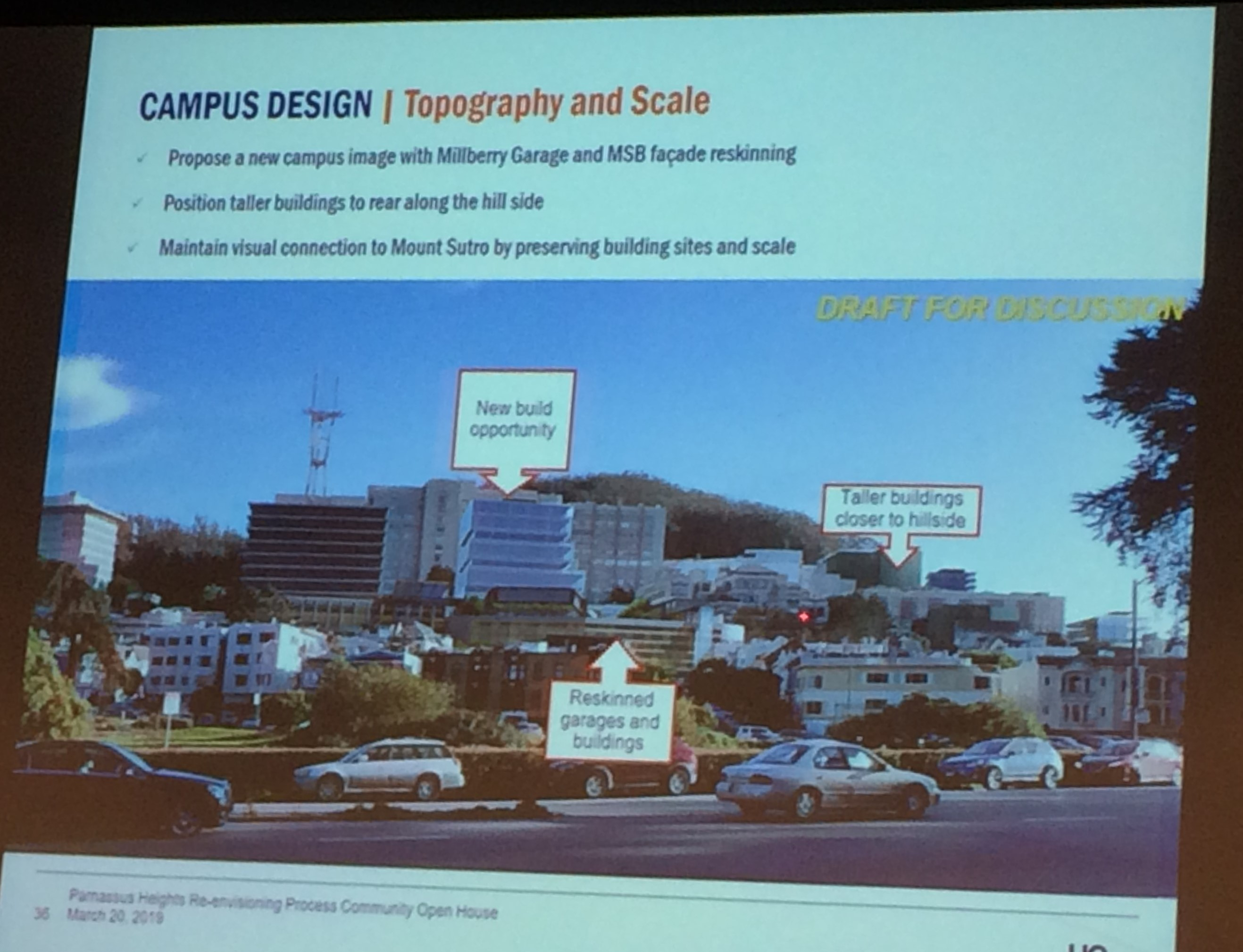 UCSF's New Plans for Aldea (Above Forest Knolls) | FOREST KNOLLS